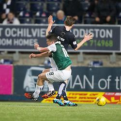 Falkirk 0 v 1 Hibernian, Scottish Championship 20/10/2015
