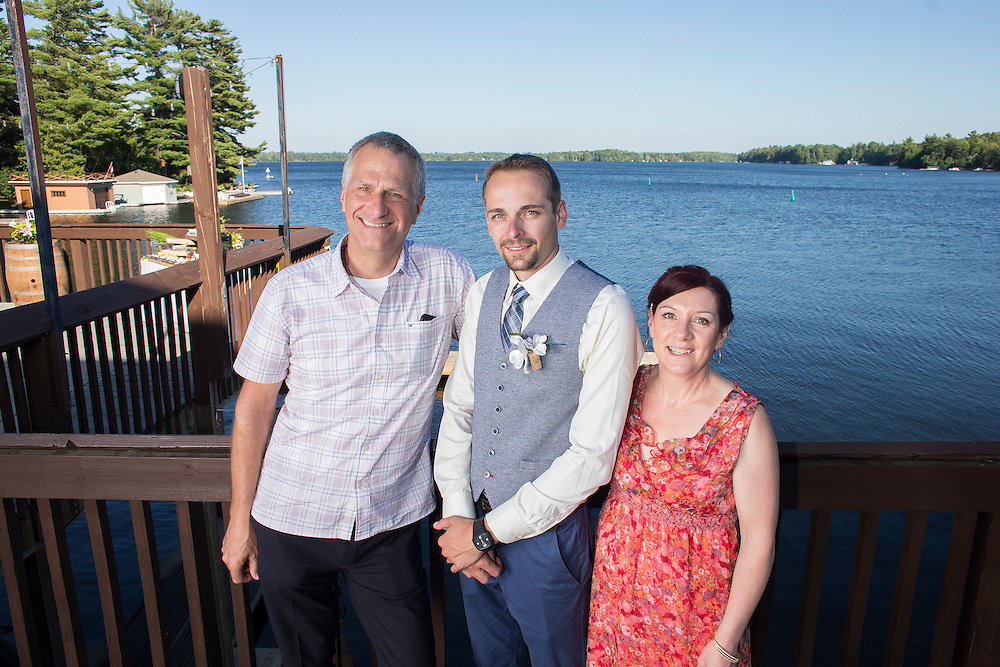 Chatham, Ontario ---2016-07-22--- Justin and Chantal's Wedding<br /> GEOFF ROBINS