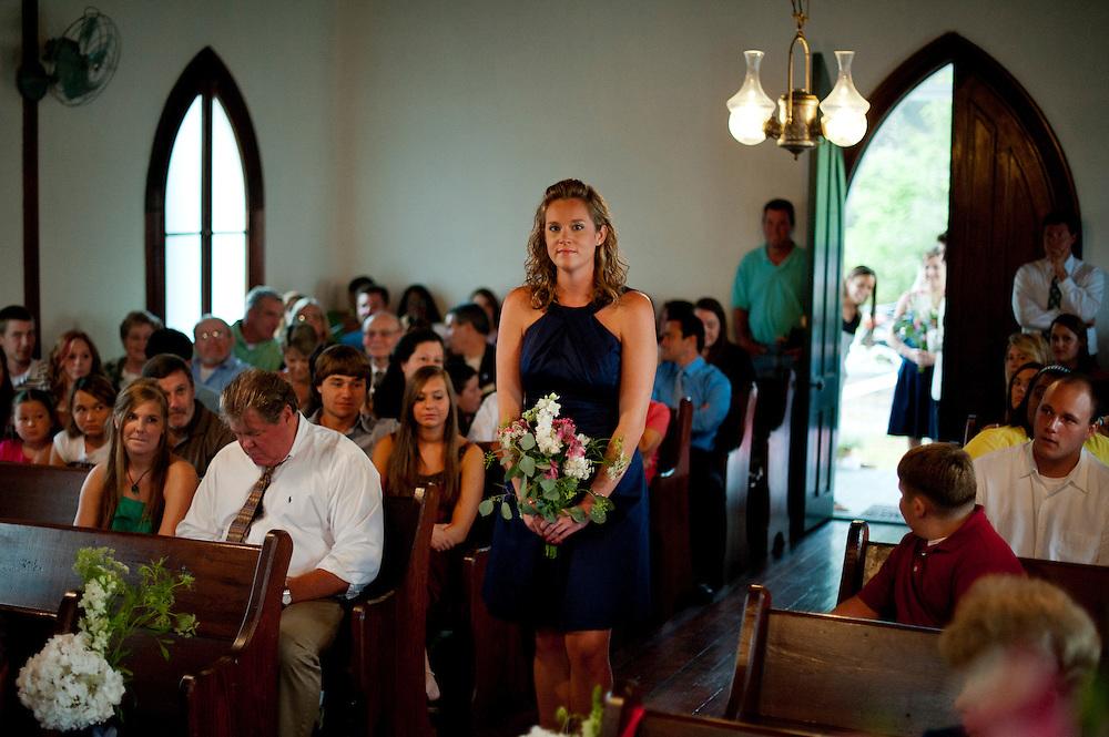 Wesley and Kimberly Keith Wedding