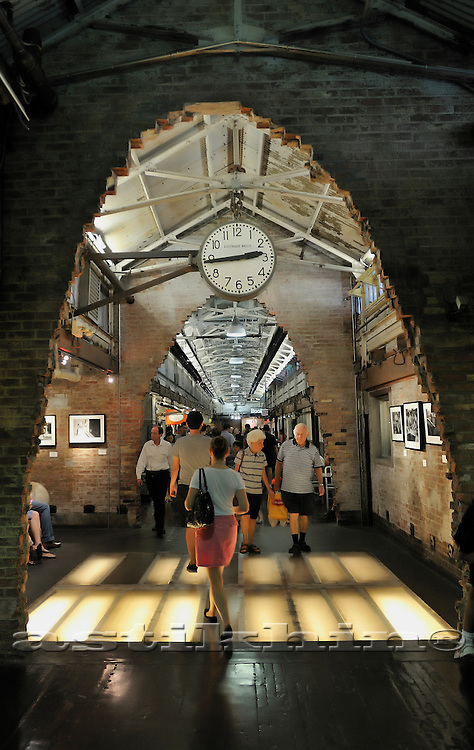 Symmetry in Chelsea Market
