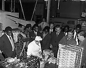 1959 - Nigerian Students visit Urney Chocolate Factory
