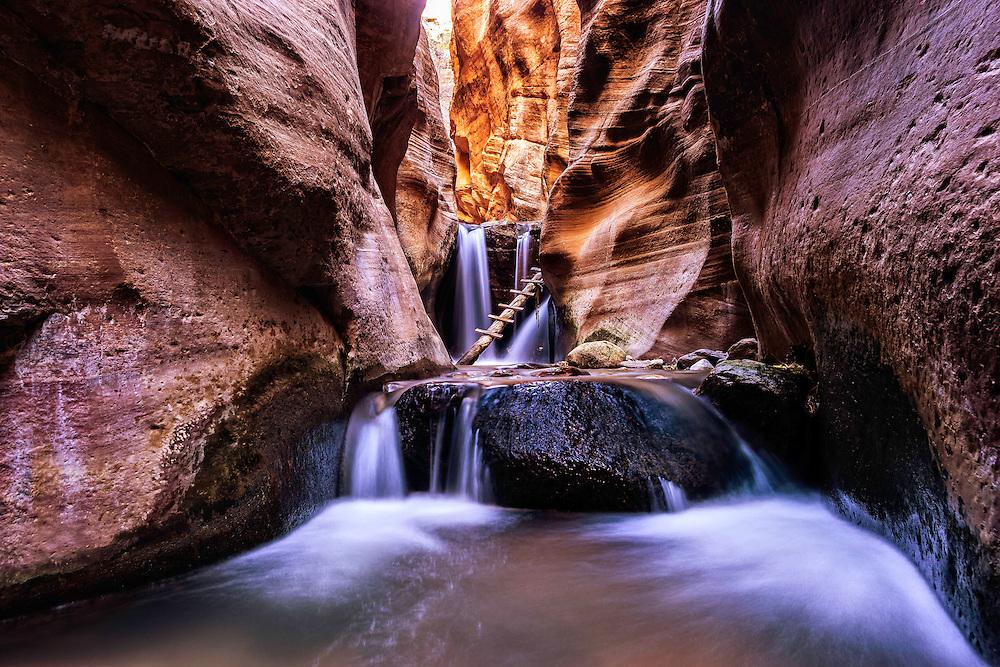 kanarra creek zion national park