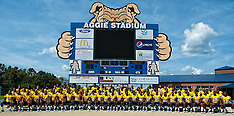 2013 A&T Football Team Pictures