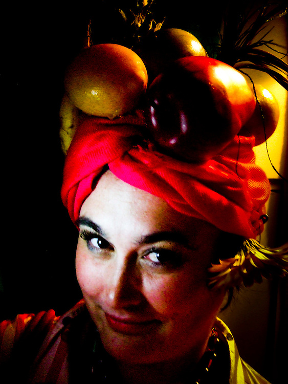 Halloween portraits..Photographer: Chris Maluszynski /MOMENT