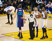 Golden State Warriors vs Charlotte Hornets