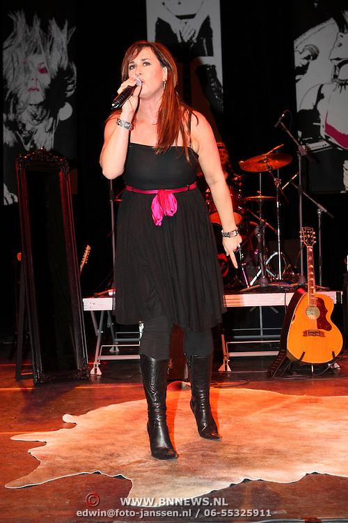 NLD/Hilversum/20080121 -  Start ROK theatertour Laura Vlasblom, Laura Vlasblom