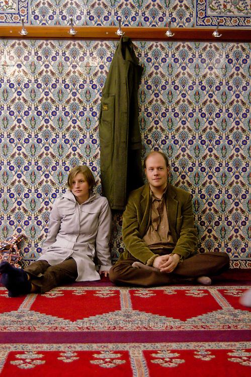 Merkez Camii, Centrum Moschee Hamburg