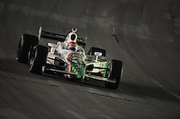 Tony Kanaan. Meijer Indy 300, Kentucky Speedway, Sparta, KY 010809 09IRL12