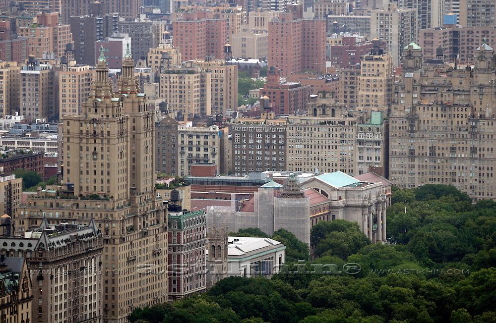West side of Manhattan. USA.