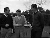 1962 - Woodbrook Irish Hospitals' Golf Tournament at Woodbrook Golf Course