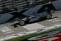 Ed Carpenter, Bombardier Learjet 500, Texas Motor Speedway, Ft. Worth, TX USA, 6/10/2006