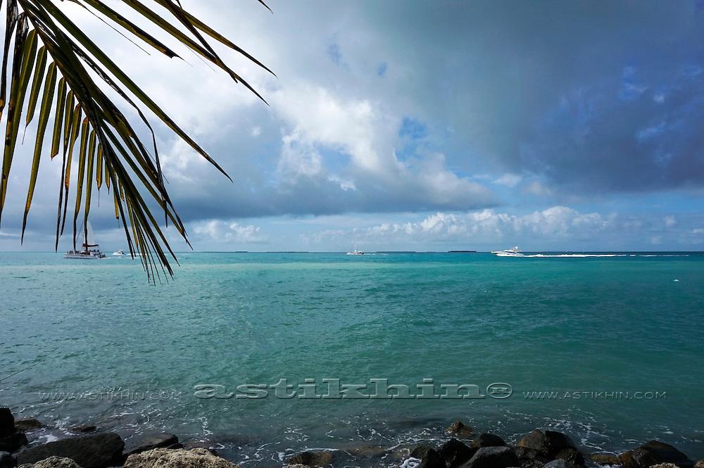 Palm Beach on Key West, Florida.