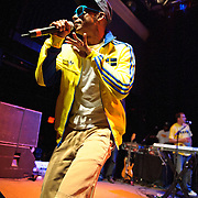 April 4, 2010 (Washington, D.C.) - Up and coming local rapper Tabi Bonney  performs at the 9:30 Club in Washington, D.C. , opening for K'Naan and Wale. (Photo by Kyle Gustafson)
