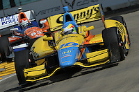 Mike Conway, Cheverolet Indy Dual in Detroit, Belle Isle, Detroit, MI USA 06/01/13