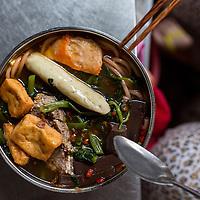 Street food. Ho Chi Minh City, Vietnam