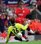 Liverpool v Manchester Utd 11.9.1999