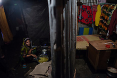 Textile workers in Dhaka