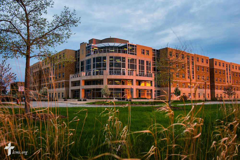 Exterior campus photograph of Concordia University Wisconsin in Mequon, Wis., on Wednesday, May 28, 2014.  LCMS Communications/Erik M. Lunsford
