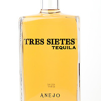 Tres Sietes Tequila anejo -- Image originally appeared in the Tequila Matchmaker: http://tequilamatchmaker.com