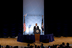 President Obama, Presidential Summit on ENTREPRENEURSHIP