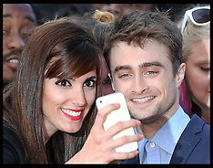 AUG 12 2014 What If - UK film premiere