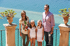AUG 11 2014 Spanish Royals in Mallorca