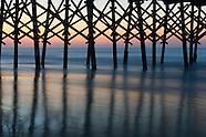 Folly Beach Pier Sunrise