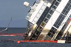 SEP 16 2013 The Costa Concordia