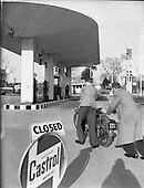 1959 - 15/11 Petrol Strike at Dublin Garages