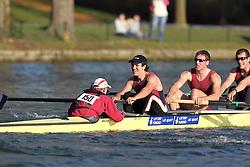 2012.02.25 Reading University Head 2012. The River Thames. Division 2. Oxford Brookes University Boat Club Sen 8+