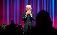 13-4-2015 - Freek de jonge , brigitte kaandorp  , liesbeth list , Frits spits  Hommage aan Paul van Vliet, exclusief in het DeLaMar Theater tijdens het Amsterdams Kleinkunst Festival. In 2015 wordt schrijver, zanger en acteur Paul van Vliet 80 jaar en dat wordt gevierd met een hommage-avond. Diverse artiesten laten een avond lang zijn repertoire op geheel eigen wijze herleven. De presentatie is in handen van cabaretier en acteur Erik van Muiswinkel. De hommage is onderdeel van de 28ste editie van het Amsterdams Kleinkunst Festival. <br /> COPYRIGHT ROBIN UTRECHT