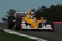 Bertrand Baguette, Indy Grand Prix of Alabama, Barber Motorsports Park, Birmingham, AL USA  4/11/2010