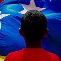 VENEZUELAN POLITICS / POLITICA EN VENEZUELA<br /> March supporters of Hugo Chavez / Marcha de simpatizantes de Hugo Chavez<br /> Caracas - Venezuela 2007<br /> (Copyright &copy; Aaron Sosa)