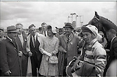 1965 - Irish Sweeps Derby at the Curragh Race Course
