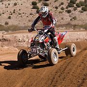 2007 ITP Quadcross Round #2 in Cottonwood, Arizona.