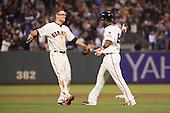 20150928 - Los Angeles Dodgers @ San Francisco Giants