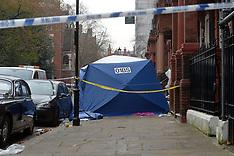 NOV 21 2014 Balcony collapse in London