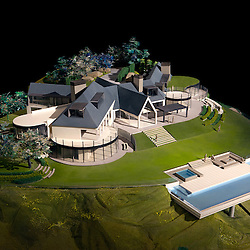 Rios Clementi Hale Architects  -  Architectural Models and Product  -  Photography by Tom Bonner  -  Job ID 6070