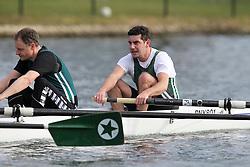 2012.02.25 Reading University Head 2012. The River Thames. Division 1. Maidenhead Rowing Club B IM3 8+