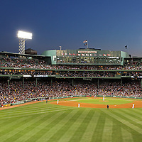 Boston Red Sox photography showing Red Sox Nation at Boston Fenway Park playing against the Texan Rangers. Red Sox pounded the Texans 17 to 5 and it was the perfect birthday and a very special night out with my family! Boston Fenway Park is the jewel of ballparks and the oldest ballpark in America, now in its 101th year. The romance began in 1912 when a century of jubilation and heartbreak began.<br />
