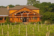 Tasting Room, Macari Vineyard, Mattituck, New York,  Long Island, North Fork