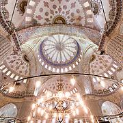 Blue Mosque / Istanbul, Turkey