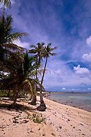 Invasion WWII Beach at Guam NHP Asan