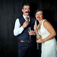 Manuel & Angela Wedding Photo Booth
