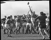 1971 -  Ireland vs England (Rugby) at Lansdowne Road