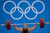 Weightlifting, Mens - 85kg Group B