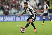 Torino, 21.09.2016 - Serie A 5a giornata - Juventus-Cagliari - Nella foto: Daniel Alves - calcio serie A - Juventus