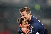 David Beckham debut PSG