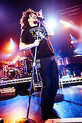 Adam Duritz/Counting Crows performing live at the O2 Academy concert venue in Birmingham, UK on April 19, 2013