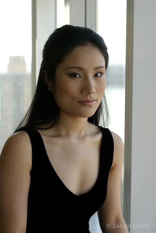 Xiayin Wang, pianist